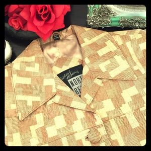 1990s Vintage Leather Jacket